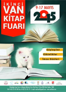 Plakat Books Fair 2015