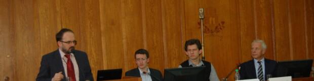 Seminarium 'kosmiczne' w Toruniu, 21-11-12 – zdjęcia